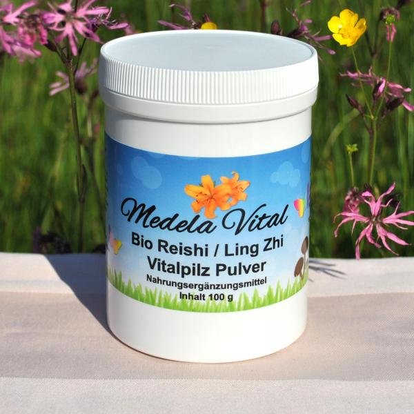 Medela-Vital Bio Reishi / Ling Zhi