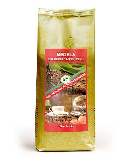 Medela Vital Bio Reishi Kaffee Peru Arabica