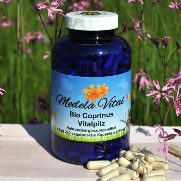 Medela-Vital Bio Coprinus