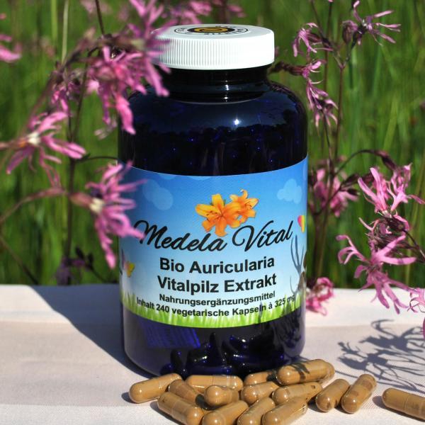 Medela-Vital Bio Auricularia Extrakt