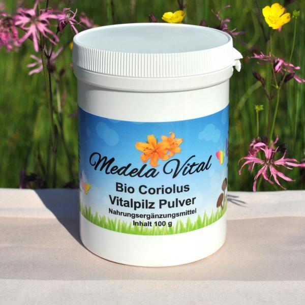 Medela-Vital Bio Coriolus