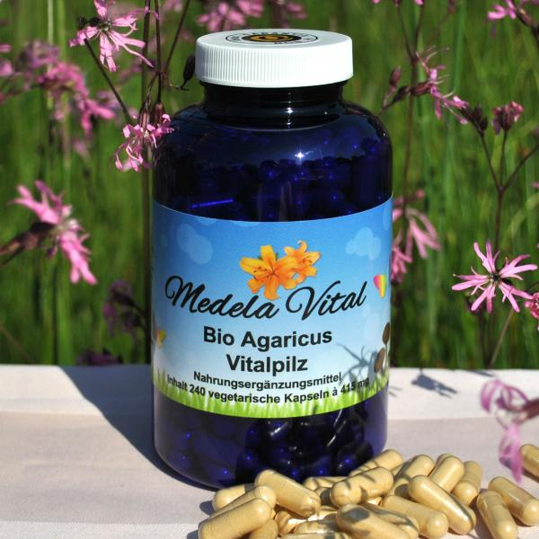 Medela-Vital Bio Agaricus