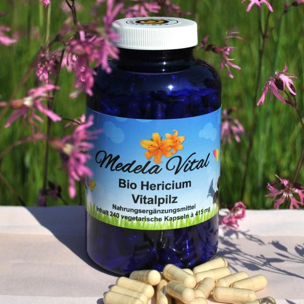 Medela-Vital Bio Hericium