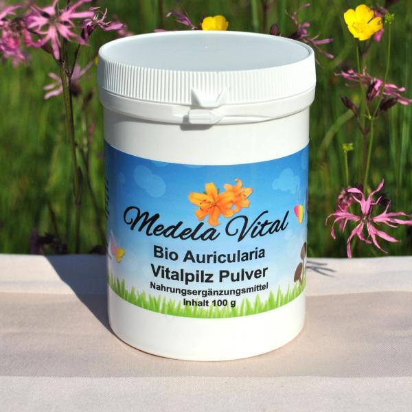 Medela-Vital Bio Auricularia