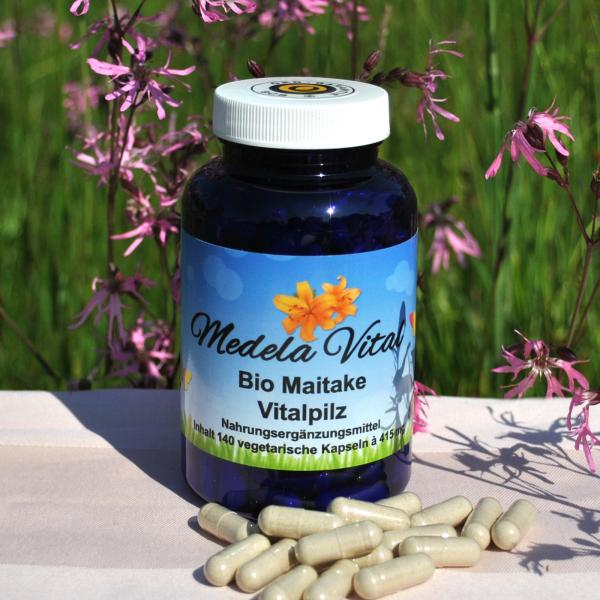Medela-Vital Bio Maitake